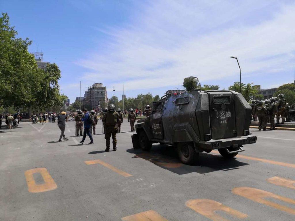 Reforma a Carabineros de Chile